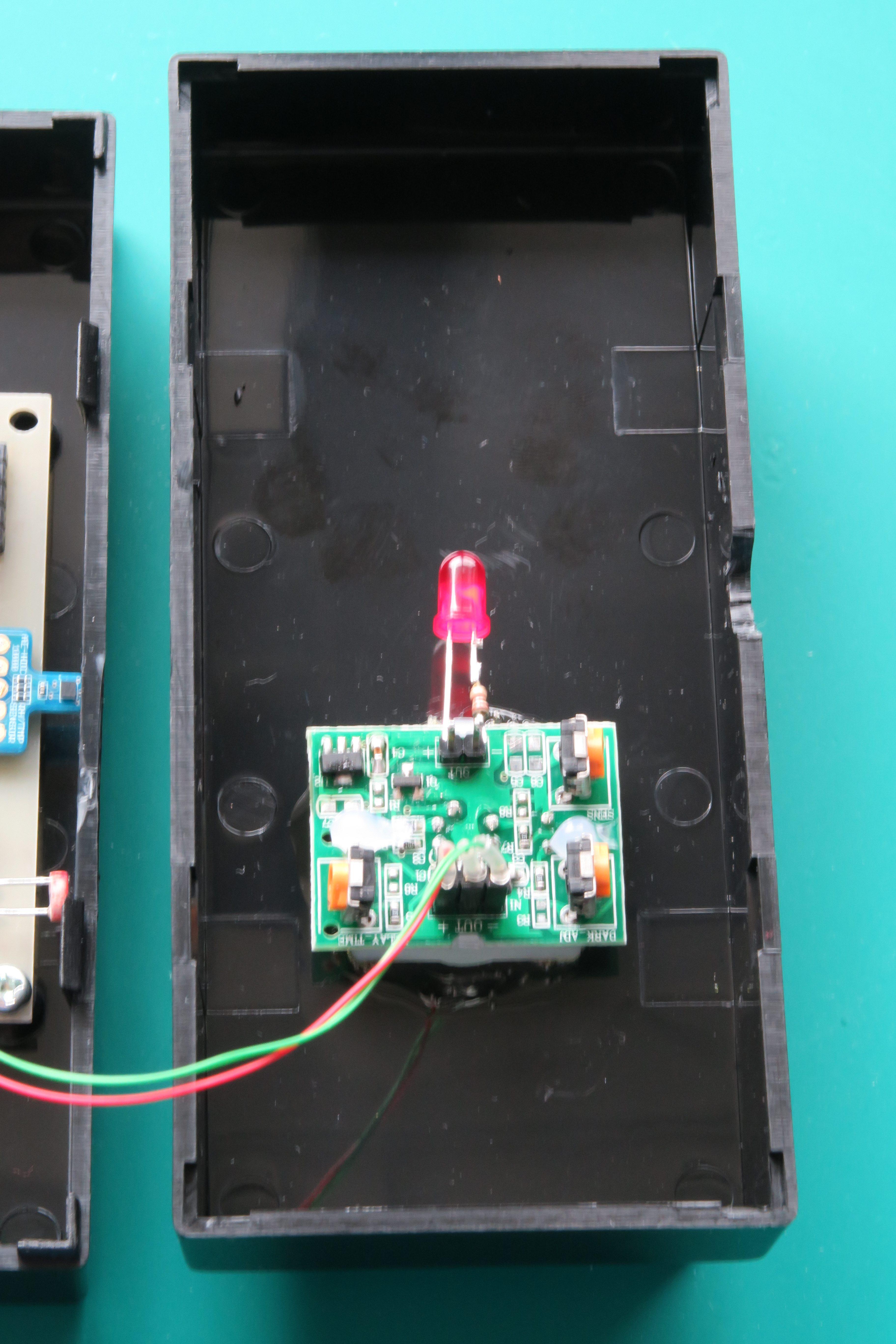 ESP8266版ノード 内部センサ側